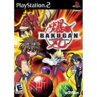 Bakugan For PlayStation 2 PS2 With Manual and Case - EE686648