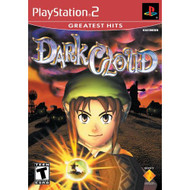 Dark Cloud For PlayStation 2 PS2 RPG - EE686686