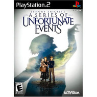 Lemony Snicket's A Series Of Unfortunate Events For PlayStation 2 PS2 - EE686691