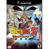 Dragonball Z: Budokai 2 For GameCube Fighting - EE686781