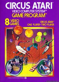 Circus For Atari Vintage - EE686848