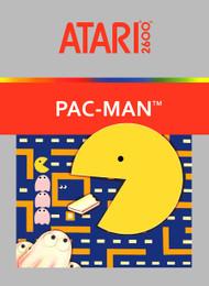 Pac-Man For Atari Vintage Arcade - EE686846