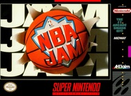 NBA Jam For Super Nintendo SNES Basketball - EE686870