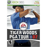 Tiger Woods PGA Tour 07 For Xbox 360 Golf - EE686897