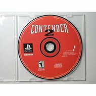 Contender 2 For PlayStation 1 PS1 With Manual and Case - EE686917