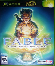 Fable: Limited Edition Bonus On DVD - EE686956