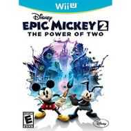 Epic Mickey 2: The Power Of Two For Wii U Disney - EE686970