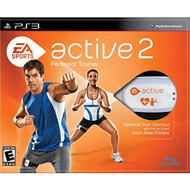 EA Sports Active 2 PS3 Software Only For PlayStation 3 - EE686997