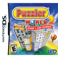 Puzzler World 2 For Nintendo DS DSi 3DS 2DS Puzzle - EE687038