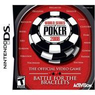 World Series Of Poker 2008: Battle For The Bracelets For Nintendo DS - EE687048