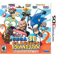 Sega 3D Classics Collection Nintendo For 3DS Arcade - EE687191