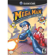 Mega Man Anniversary Collection For GameCube - EE687224