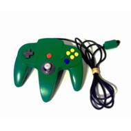 Nintendo OEM Controller Green For N64 - EE687248