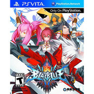 Blazblue: Chrono Phantasma PlayStation Vita Standard Edition For Ps - EE687304
