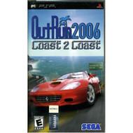 Outrun 2006: Coast 2 Coast Sony For PSP UMD Racing - EE687341