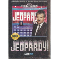 Jeopardy! For Sega Genesis Vintage - EE687364