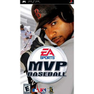 MVP Baseball Sony For PSP UMD With Manual and Case - EE687374