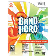 Band Hero Featuring Taylor Swift Stand Alone Software For Wii Music - EE687538