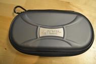 PlayStation Vita Hard Case Dark Gray For Ps Vita Grey Pouch PS - EE687600