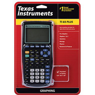 Texas Instruments TI-83 Plus Graphing Calculator Handheld 83+ - EE687673
