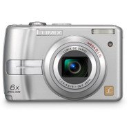 Panasonic Lumix DMC-LZ6S 7.2MP Digital Camera With 6X Image Stabilized - EE687675