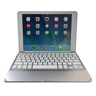 ZAGG Slim Book Ultrathin Case Hinged With Detachable Backlit Keyboard - EE687689