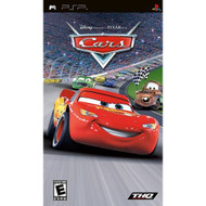 Cars Sony For PSP UMD With Manual And Case - EE687739