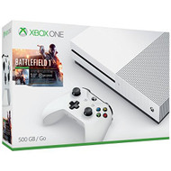Xbox One S 500GB Console Battlefield 1 Bundle Slim - ZZ687771