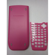 TI-84 Plus Silver Edition Pink Cover And Faceplate Calculator ti-8 - EE687792