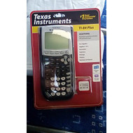 TI-84 + PLUS Programmable Graphing Calculator 10-DIGIT LCD OGO685 - EE687842