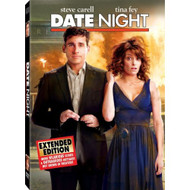 Date Night Extended Edition On DVD With Steve Carell Comedy - EE687892