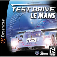 Test Drive Le Mans For Sega Dreamcast Racing - EE687989