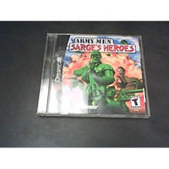 Army Men Sarge's Heroes For Sega Dreamcast With Manual and Case - EE688001