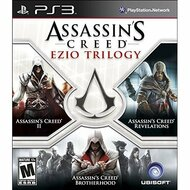 Assassin's Creed: Ezio Trilogy For PlayStation 3 PS3 - EE688022