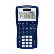 Texas Instruments TI-30X Iis 2-line Scientific Calculator Dark Blue TI - EE688044