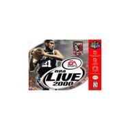NBA Live 2000 For N64 Nintendo Basketball - EE688060