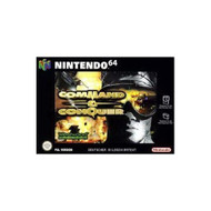 Command And Conquer For N64 Nintendo Strategy - EE688078