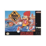 Rocky Rodent Nintendo Super NES For Super Nintendo SNES - EE688090
