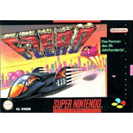 F-Zero For Super Nintendo SNES Racing - EE688095