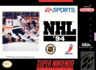 NHL '94 Nintendo Super NES For Super Nintendo SNES Hockey - EE688097