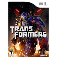 Transformers: Revenge Of The Fallen For Wii - EE688110