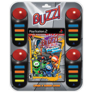 Buzz Junior: Robo Jam Bundle For PlayStation 2 PS2 LTL560 - EE688168