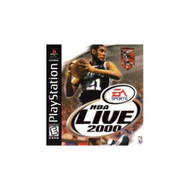 NBA Live 2000 For PlayStation 1 PS1 Basketball With Manual and Case - EE688208