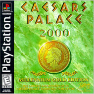 Caesars Palace 2000: Millenium Gold Edition For PlayStation 1 PS1 - EE688231