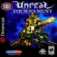 Unreal Tournament For Sega Dreamcast - EE688244