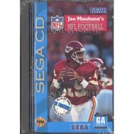 Joe Montana's NFL Football For Sega CD - EE688246