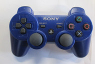 Sony OEM PlayStation PS3 Dualshock 3 Controller Blue For PlayStation 3 - ZZ688263