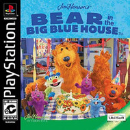 Bear In Big Blue House Ps Psx For PlayStation 1 PS1 - EE688278