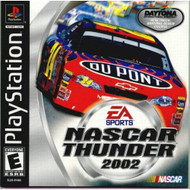 NASCAR Thunder 2002 For PlayStation 1 PS1 Racing - EE688287
