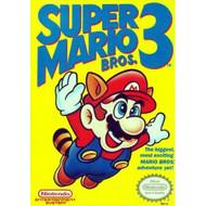 Super Mario Bros 3 For Nintendo NES Vintage Family/kids - EE688304